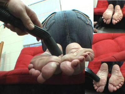 Racial humiliation dirty socks 7